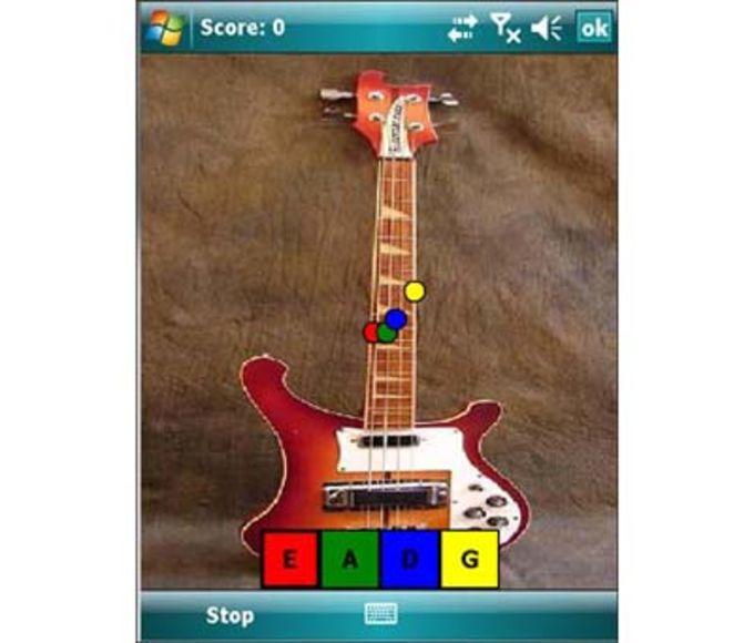 Bass Guitar Hero