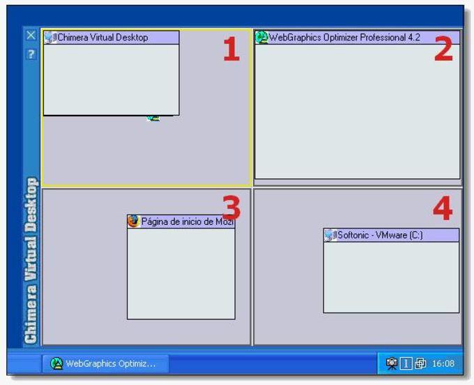 Chimera Virtual Desktop
