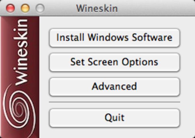 Wineskin Winery pour Mac - Télécharger
