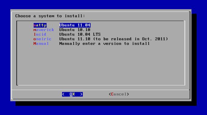 NetbootCD