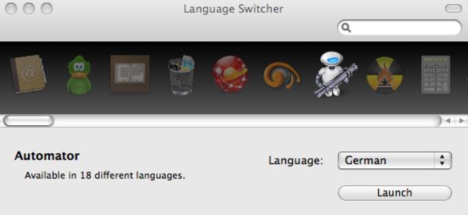 Language Switcher