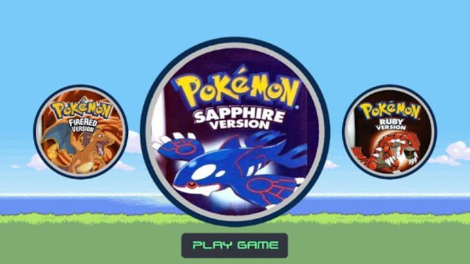 Pokemon Pro Collection  Free GBA Classic Game