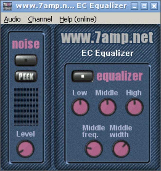 EC Equalizer
