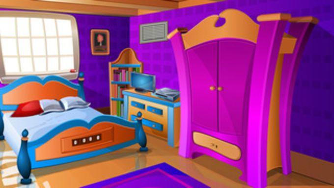 864  Delightful House Escape