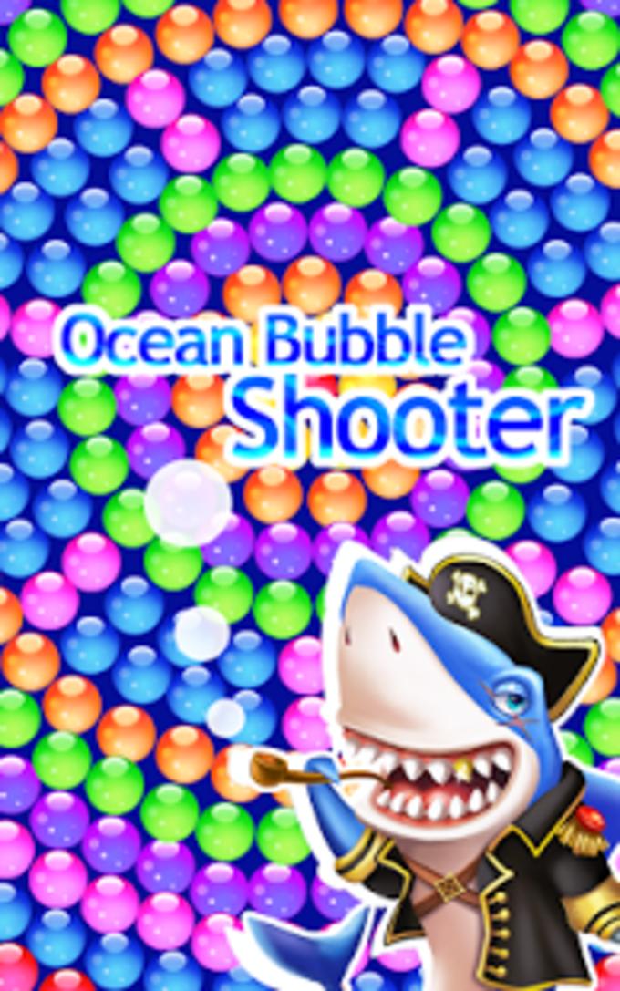 Ocean Bubble Shooter