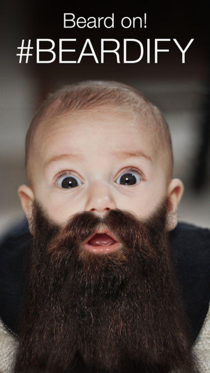 Beardify - Beard Photo Booth