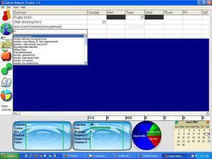 Calorie Balance Tracker - Download