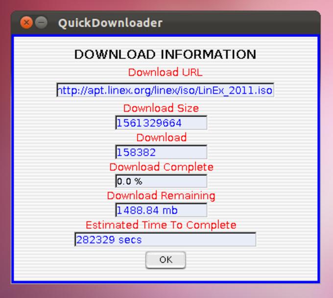 QuickDownloader