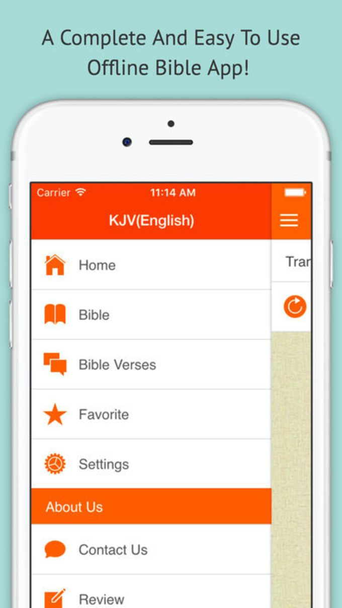 Bible Offline - Read Bible, Verses, Bible For Feelings And More