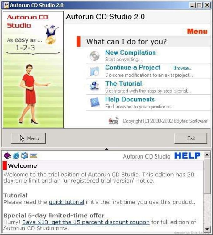 Autorun CD Studio