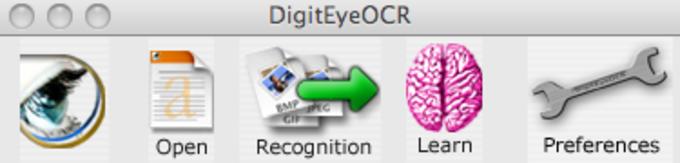 DigitEyeOCR