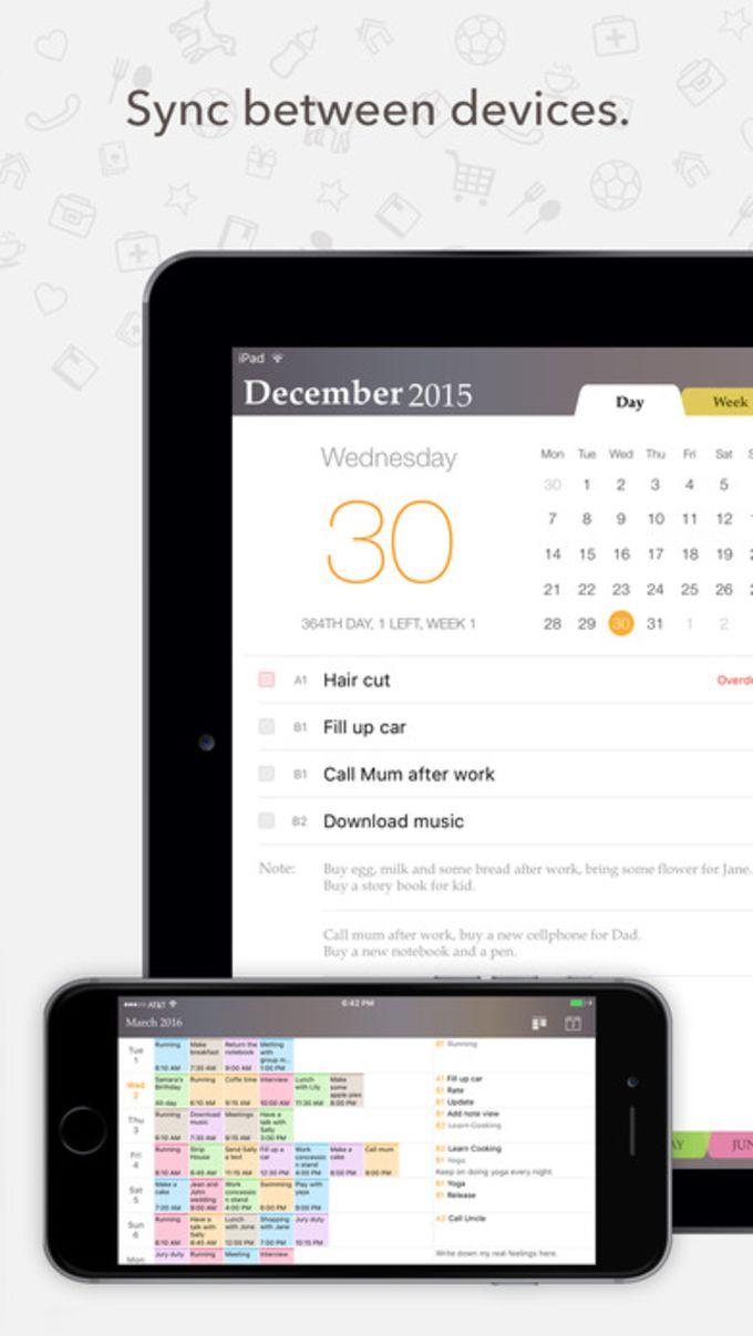 Planner Pro - Daily Calendar & Personal Organizer