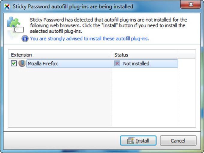Sticky Password Free