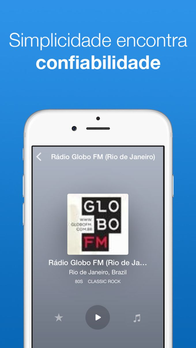 Simple Radio by Streema - Sintoniza tus estaciones de radio AM, FM e Internet favoritas