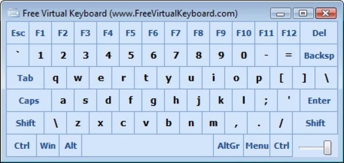 Dissertation report for virtual keyboard
