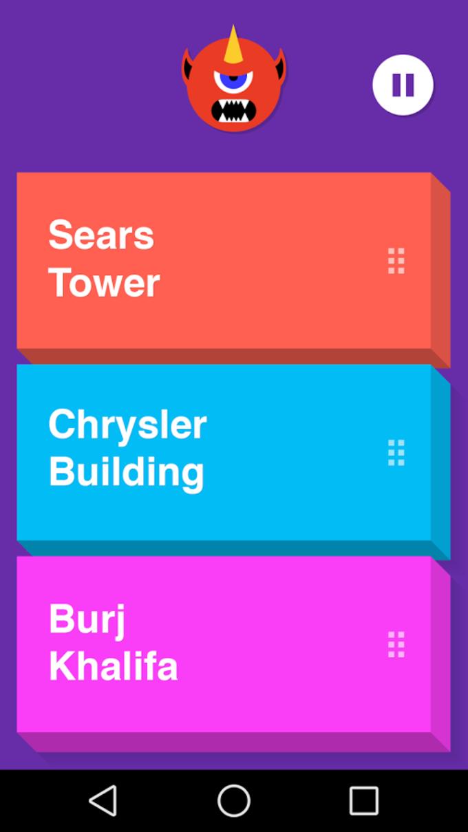 Big Web Quiz for Chromecast