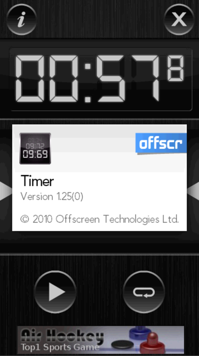 Timer Touch