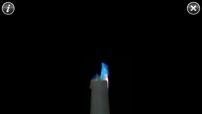 Candle Touch