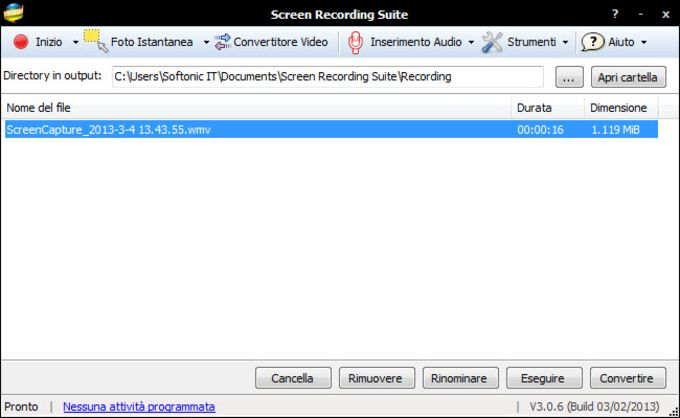 Screen Recording Suite