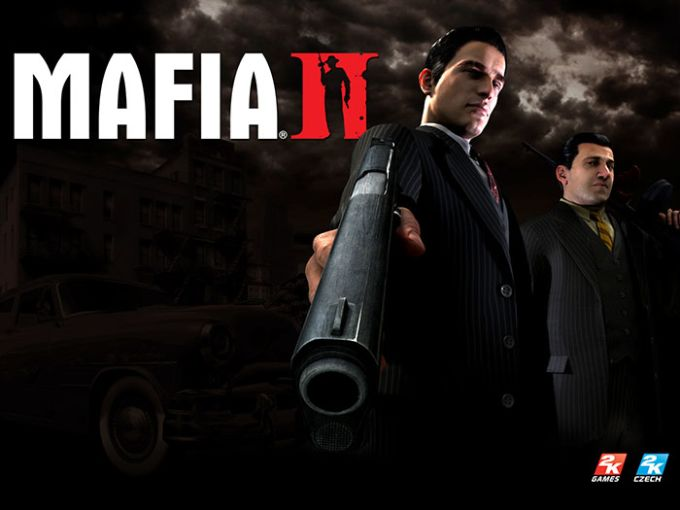 Mafia II Wallpaper