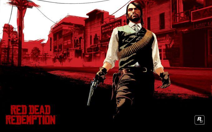 Red Dead Redemption - Wallpaper