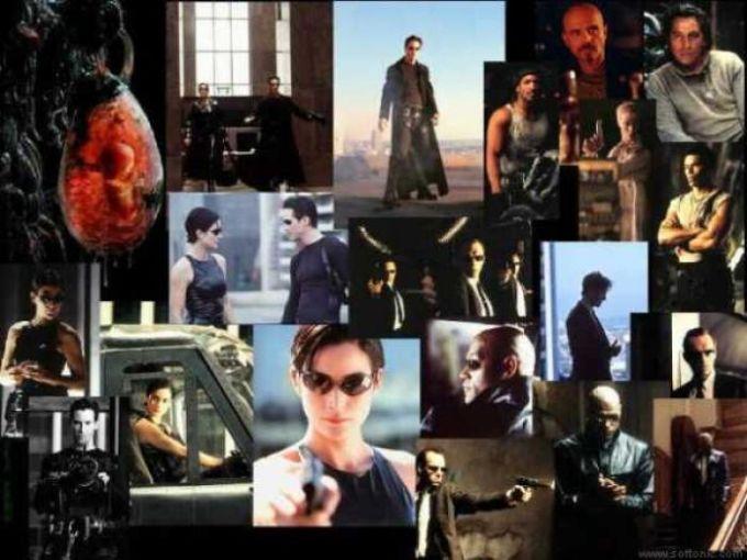 The Matrix - The Theme
