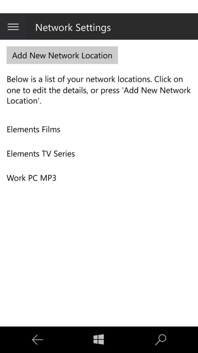 Network File Manager 10