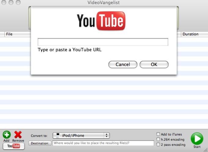 VideoVangelist