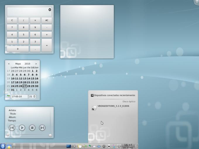 KDE SC