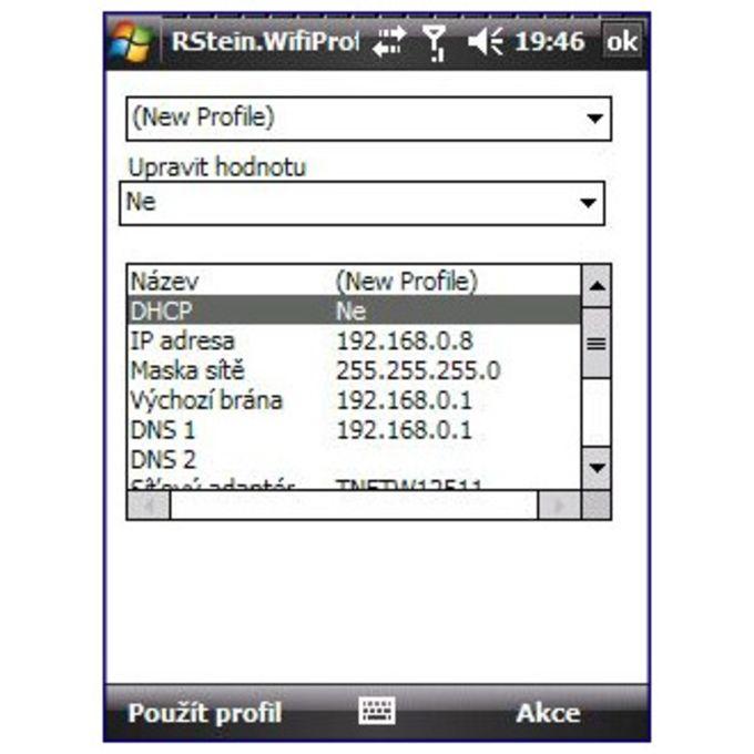 WiFi Profiles