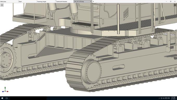Wedge - Lightweight CAD