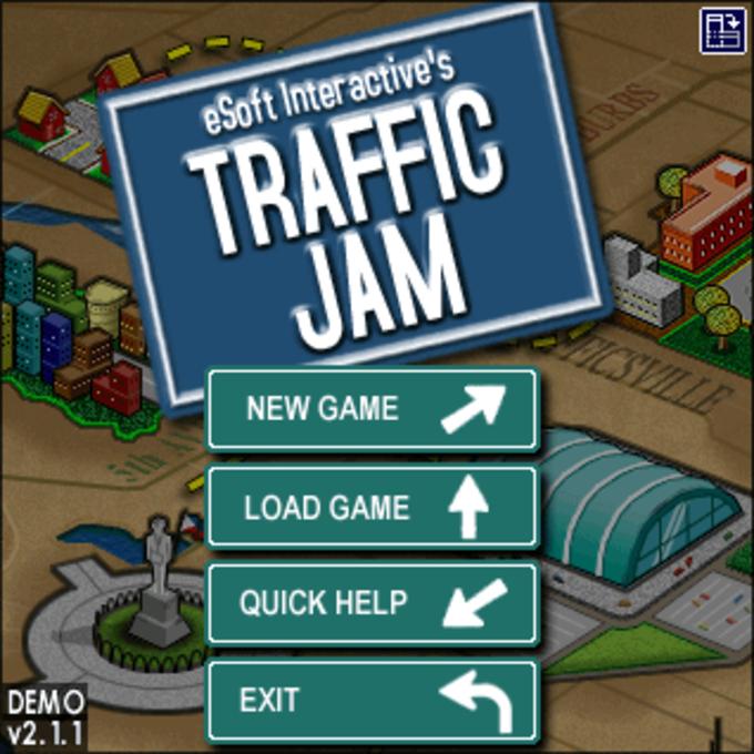 traffic jam for pocket pc download