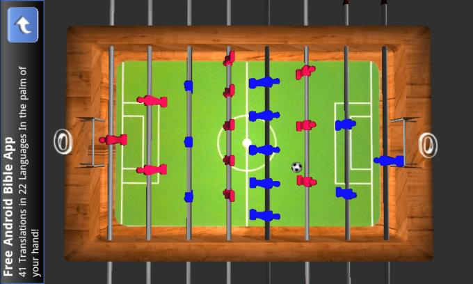 Foosball 3D
