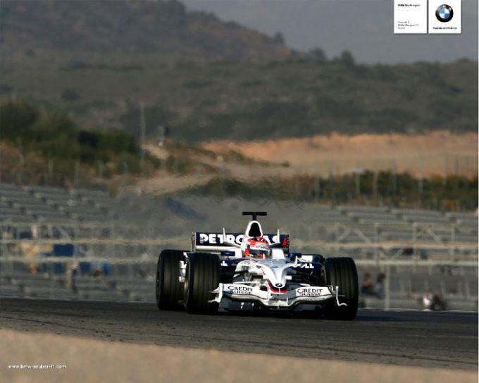 BMW Sauber Formel 1