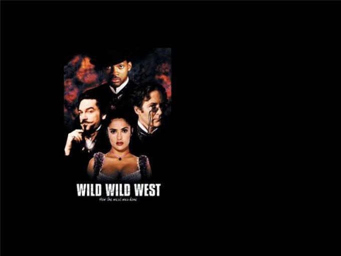 Wild Wild West Screensaver