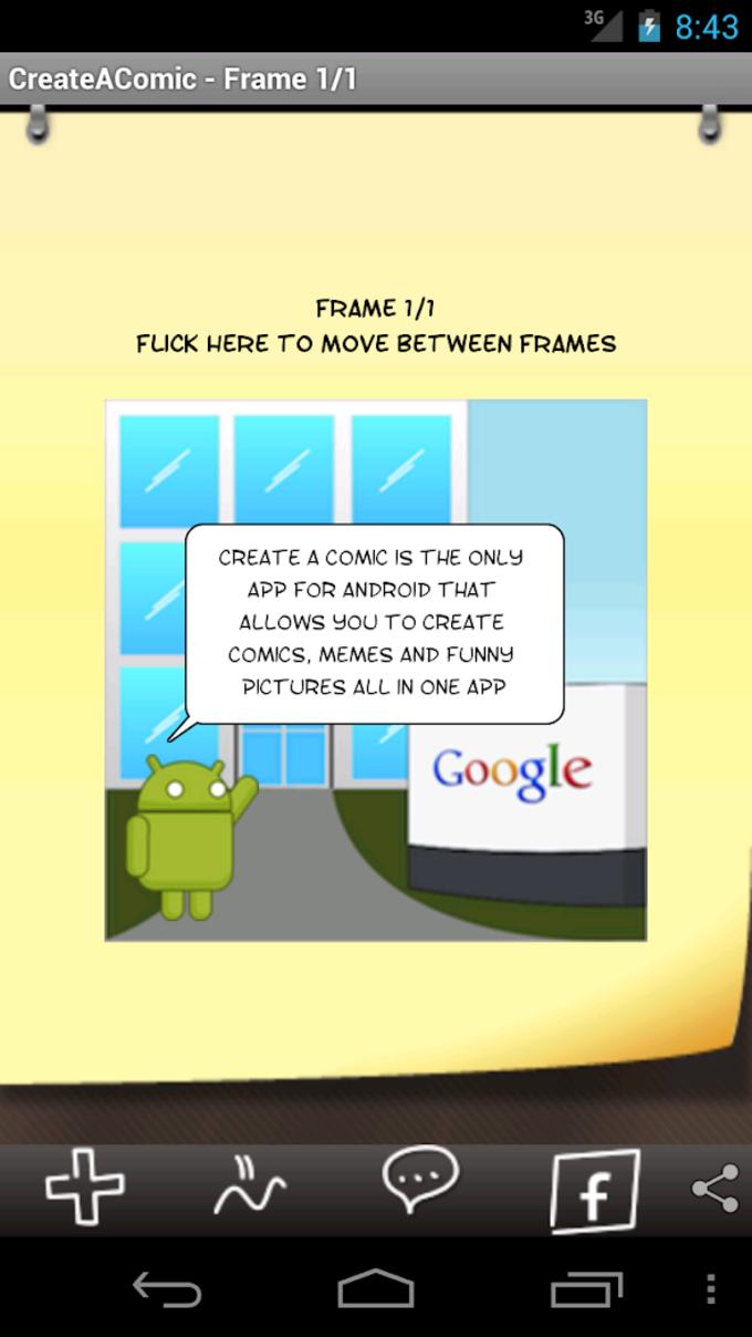 Comic and Meme Creator