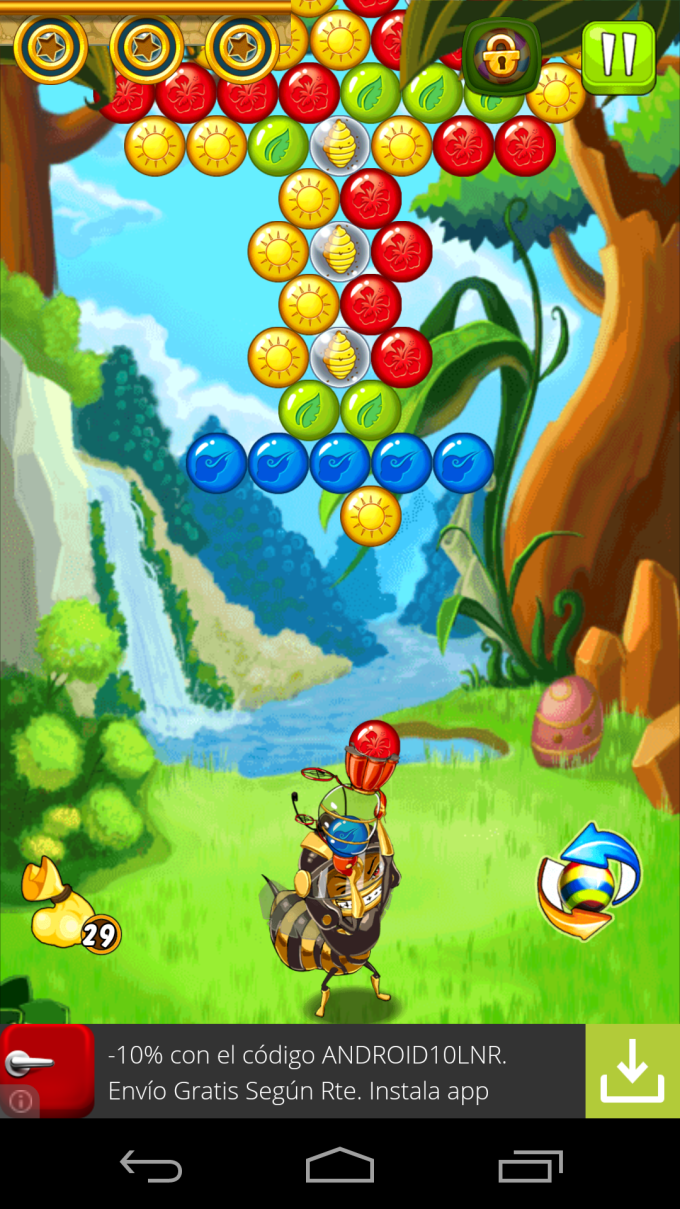 Bee Bubble Shooter