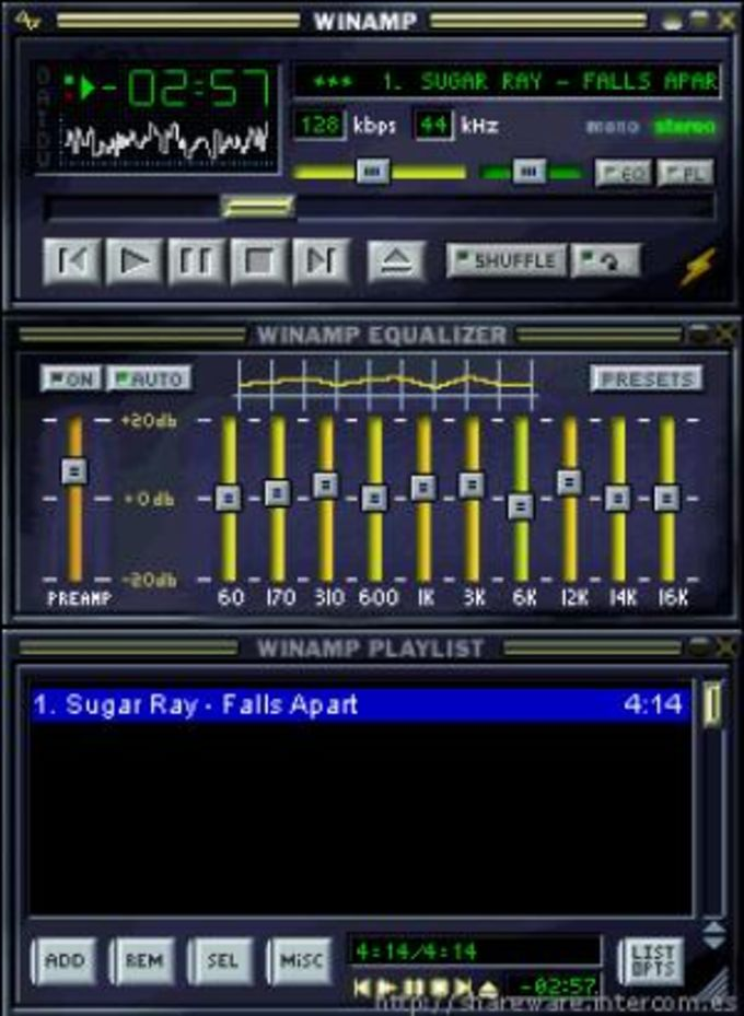 winamp classic download