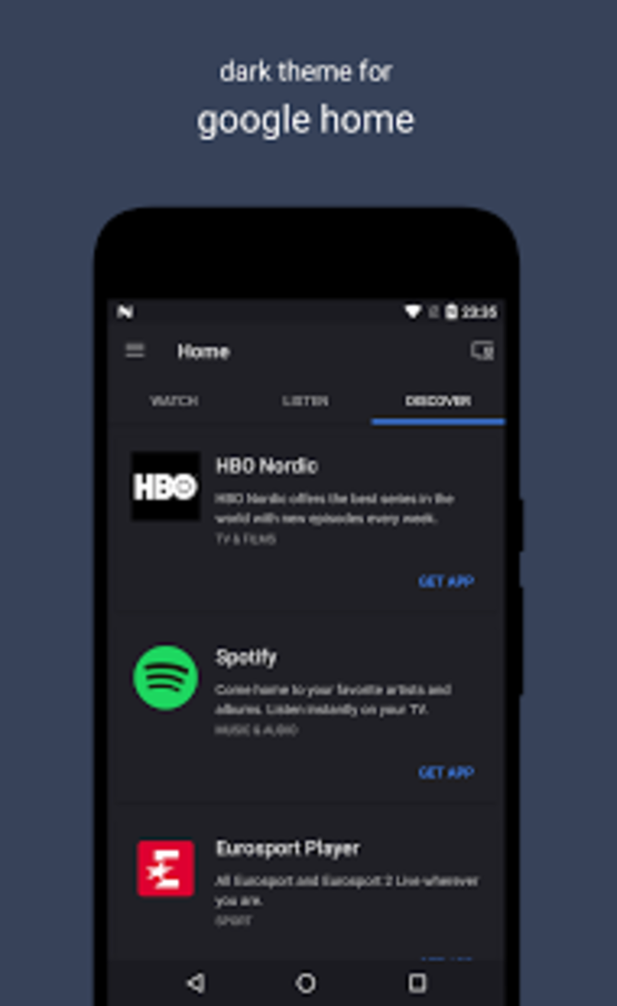 A Swift Dark Substratum Theme