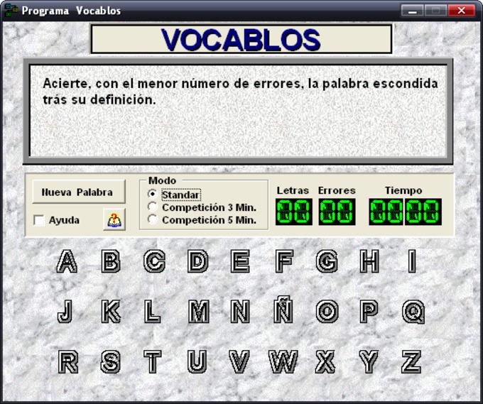 Vocablos