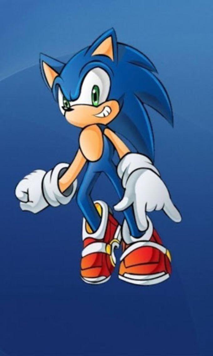Sonic 4 Live Wallpaper