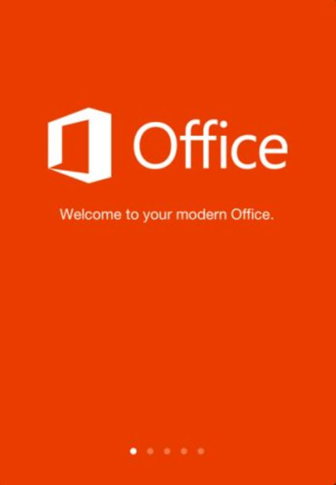 microsoft office mobile for iphone download