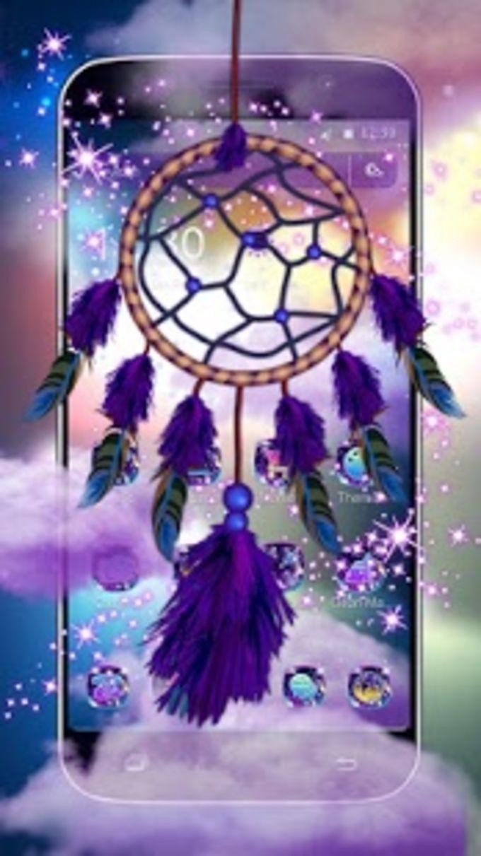 Purple Dream Catcher Theme