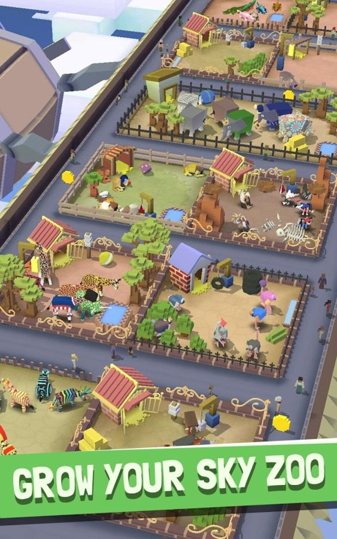 Rodeo Stampede Sky Zoo Safari For Android Download