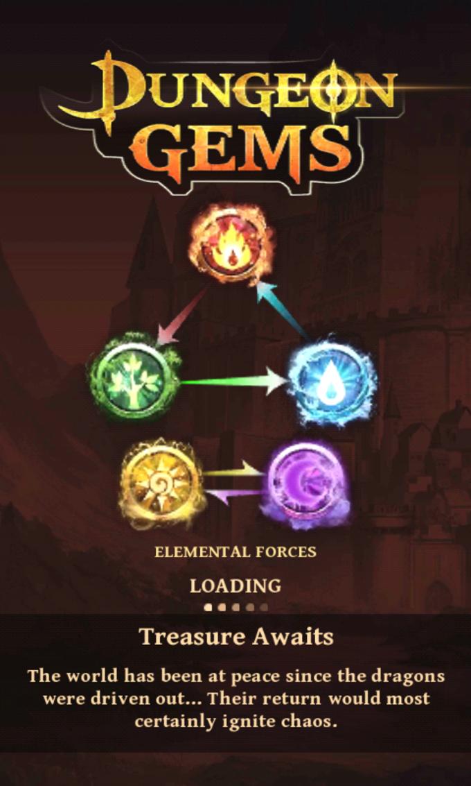 Dungeon Gems