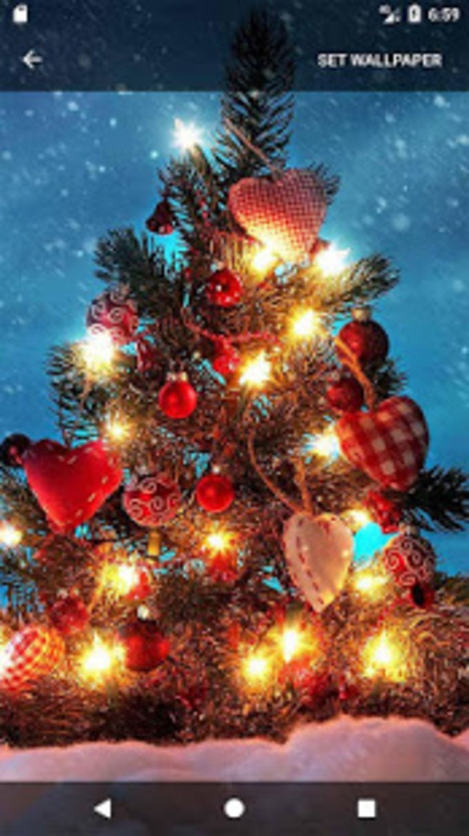 christmas ringtones live wallpapers