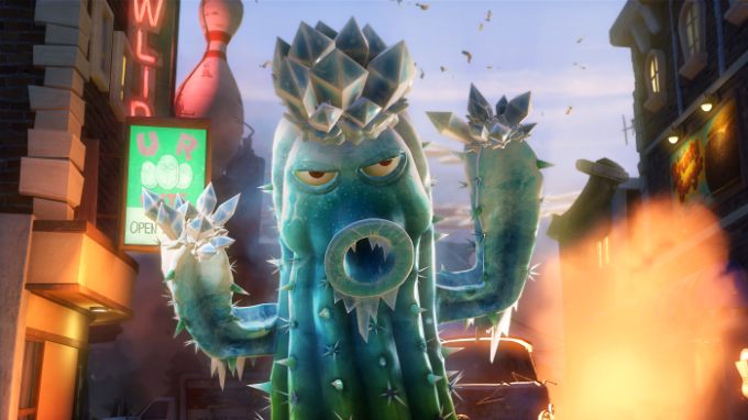 Attractive Plants Vs. Zombies: Garden Warfare Great Pictures