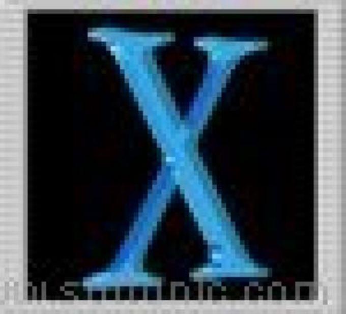 iFlavaX (spinning X)