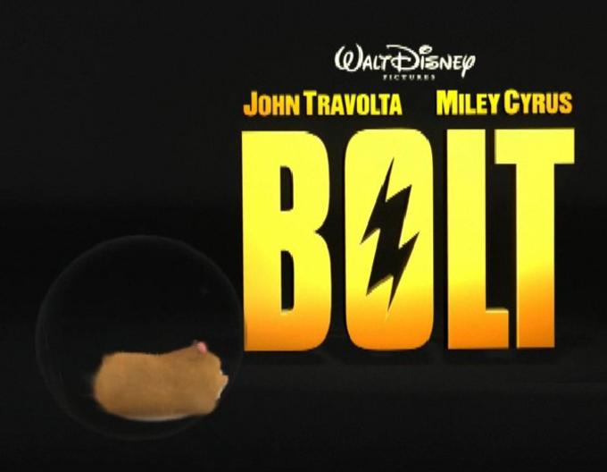 Salvapantallas: Bolt