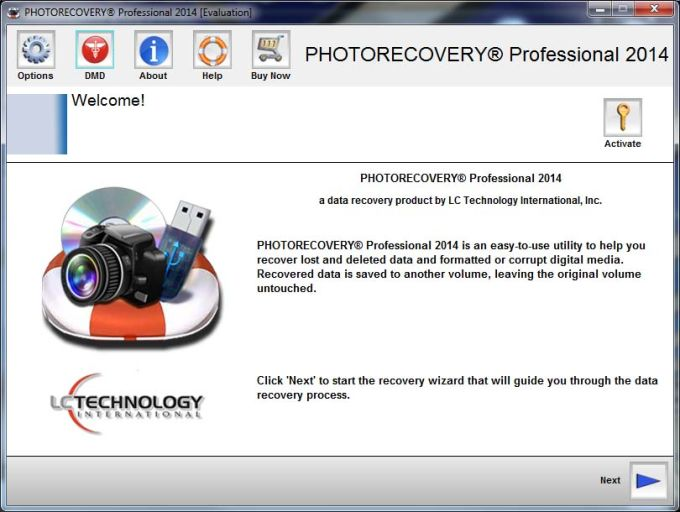 PHOTORECOVERY 2016 Professional